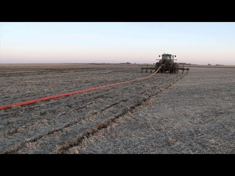 Manure Applications - Rick Koelsch - March 24, 2017