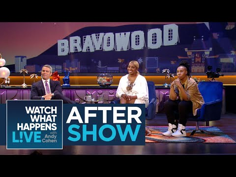 After Show: Andy Gets Asked Out LIVE! | RHOA | WWHL