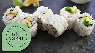 Sushi Nasıl Yapılır ? - Barlas Günebak - İdil Yazar - How To Make Simple And Delicious Sushi