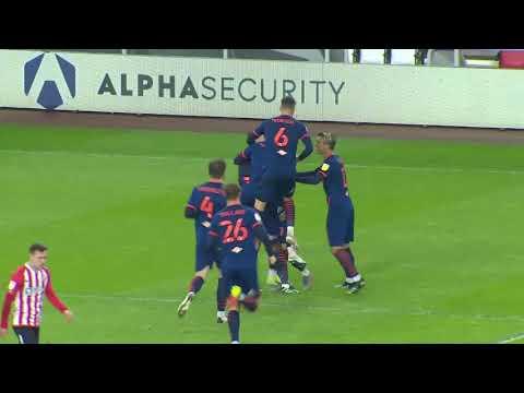 Sunderland Blackpool Goals And Highlights