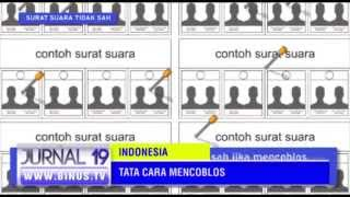 Download Video [Liputan] Tata Cara Mencoblos MP3 3GP MP4