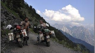 """""""Balkan Express 2013"""" - motocyklem przez świat - RTK"""