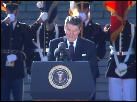 President Reagan's Remarks at the National Defense University on October 25, 1988