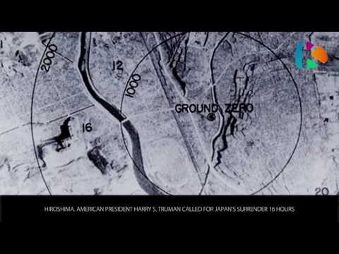 Atomic bombings of Hiroshima and Nagasaki - Historical Events - Wiki Videos by Kinedio