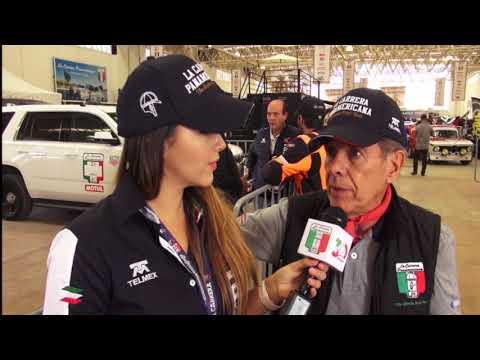 La Carrera Panamericana Programa 2017 P - 1