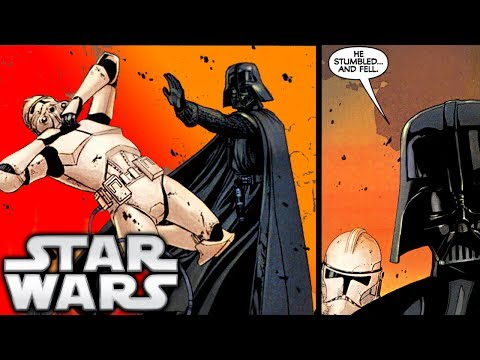 How Palpatine Planned Order 151 to Kill Darth Vader - Star Wars Explained