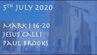 5th July Paul Brooks