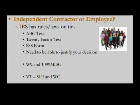 Payroll Fundamentals - Chapter 1 - Part 1