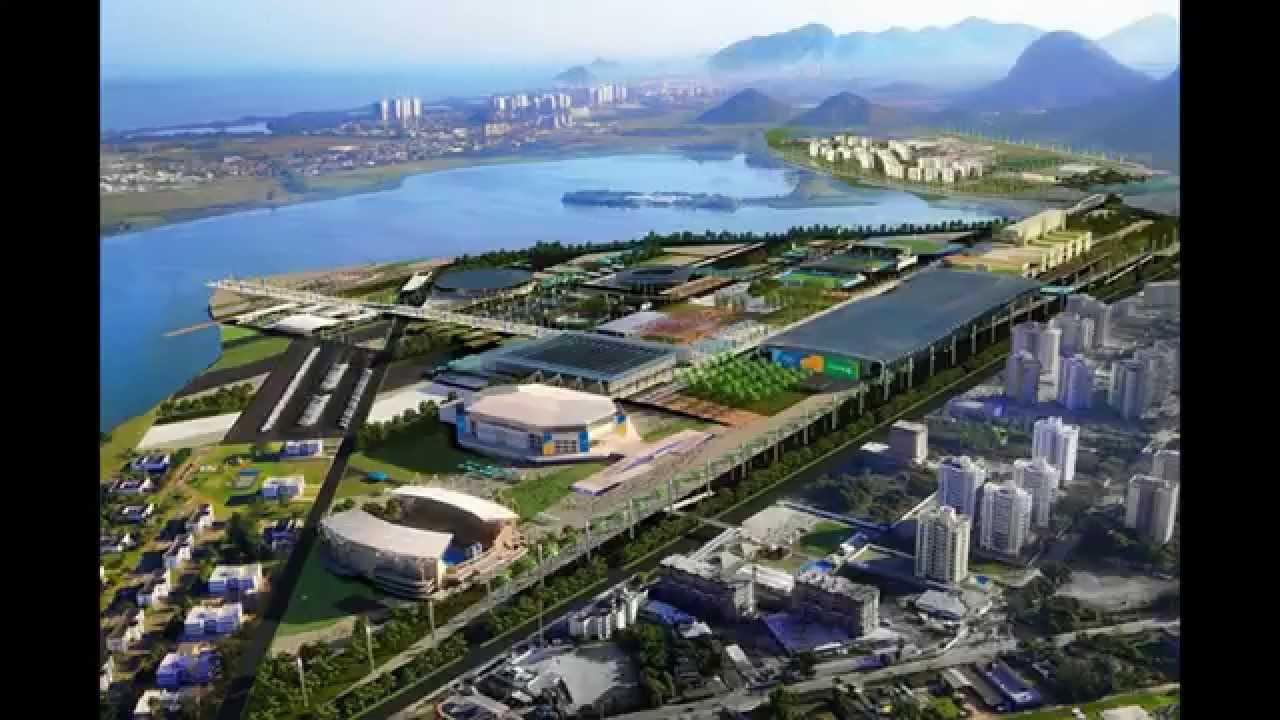 Olimpíadas do Rio de Janeiro 2016 - YouTube