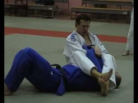 JUDO TECHNIQUES: Alexander Jatskevich - Ground fighting Techniques