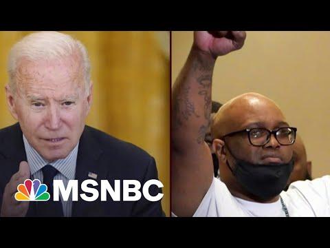 Congress Misses Biden's Deadline On Police Reform | MSNBC