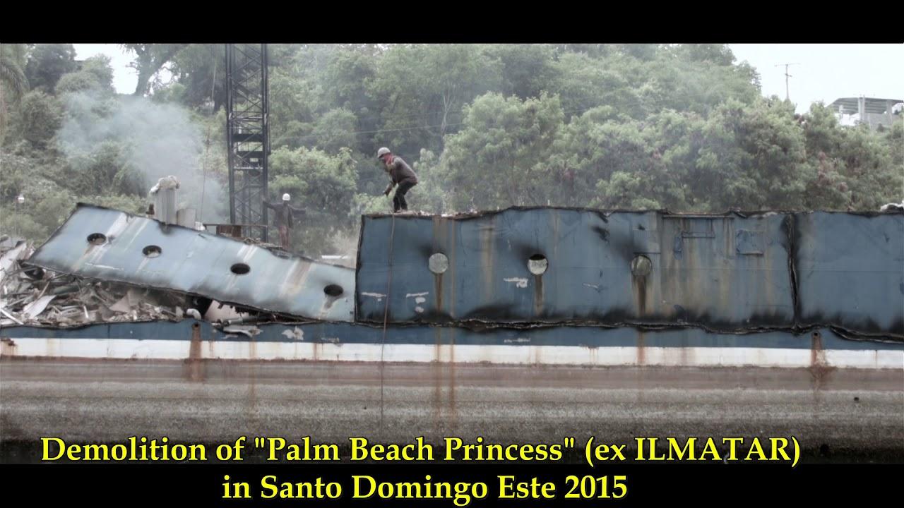 Scring Of M S Palm Beach Princess