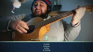 فلامنجو  _ الشاب خالد -- روحي يا وهران _ ( جيتارة cover by MC ELWESHI cheb khaled rouhi)