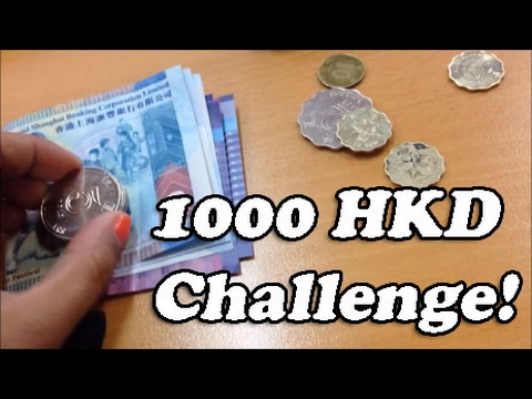How I spent 1000HKD(6500PHP) in Hong Kong! - Travel On A Budget Challenge