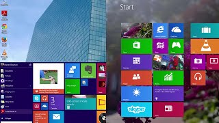 How To Switch Between The Start Menu and Start Screen In Windows 10