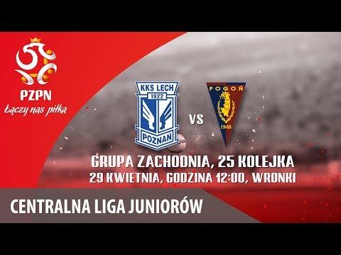 CLJ: Lech Poznań - Pogoń Szczecin