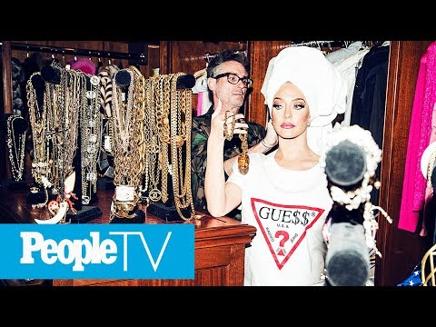 Erika Jayne Reveals Her Extravagant Lifestyle: NY To LA In One Day For The World Series! | PeopleTV