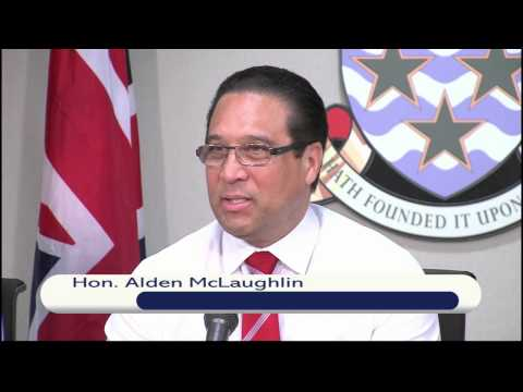 Cayman Islands Government Cabinet Press Briefing June 4th 2013
