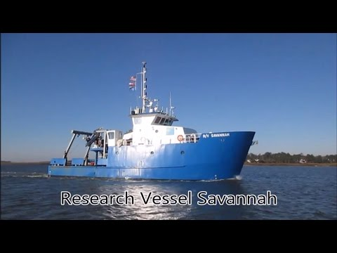 The Research Vessel Savannah