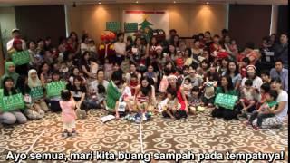 Jakarta Osoji Club - Pesan 100 Ibu dan Anak Jepang kepada Masyarakat Indonesia
