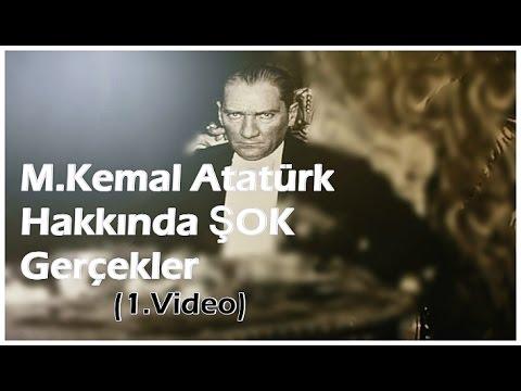 Mkemal Atatürk Hakkında şok Gerçekler Youtube