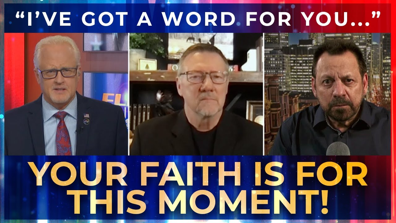 FlashPoint: Special Word - Your Faith is for This Moment!