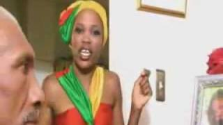 EXCLUSIVE WORLD PREMIERE QUEEN IFRICA NATURAL BLACK TONY REBEL WARRIOR KING REGGAE  VIDEO MIX