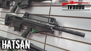 SHOT SHOW 2020 Hatsan New Products