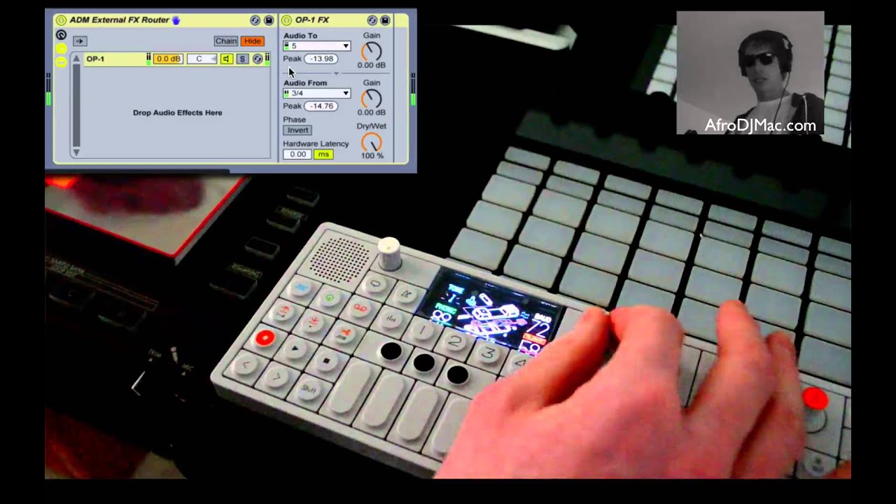 How to Use Ableton's External Audio Effect Device
