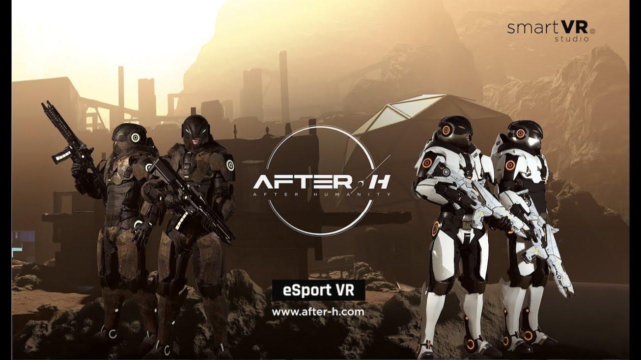 OFFICIAL TRAILER AFTER-H - VR eSport FPS - YouTube