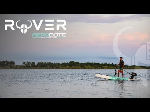 Rover Aero Motorized Inflatable Paddle Board
