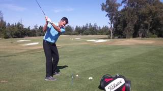 Transition Training - Left Tilt and Arm Shallow for better path
