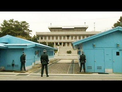Incidente con disparos entre militares en la frontera de Corea del Norte y Corea del Sur