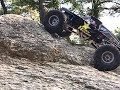 TRAXXAS TRX-4 Defender D110 vs ROCK HAMMER