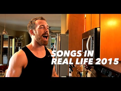 SONGS IN REAL LIFE 2015
