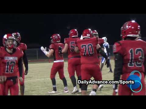 The Daily Advance   2019 High School Football   St. Pauls At Currituck