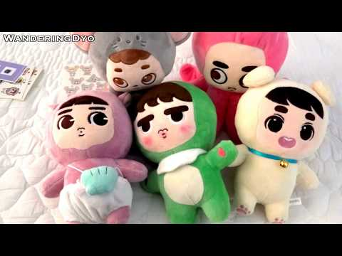 exo-d.o.-fanmade-dolls---animal-plushies