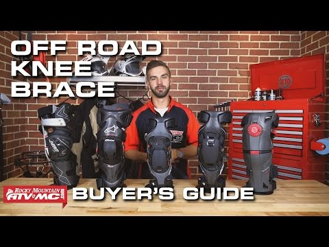 Best Motocross Knee Braces | 2016