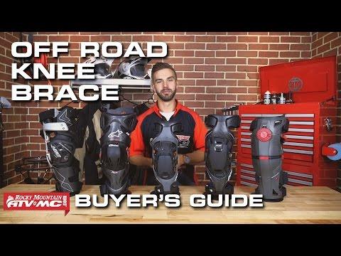 Best Motocross Knee Braces   2016