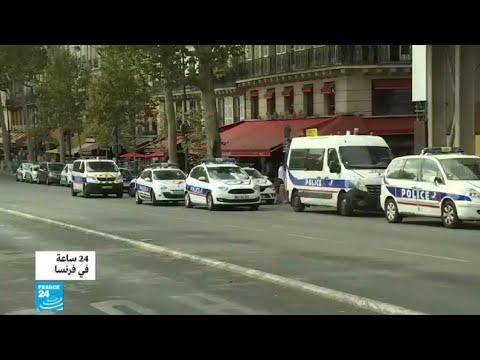 رجل يقوم بالسطو المسلح على محل لبيع الساعات الفاخرة وسط باريس  - نشر قبل 3 ساعة