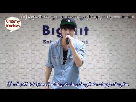 [Vietsub+Kara] See through - Vocal Practice by JUNGKOOK