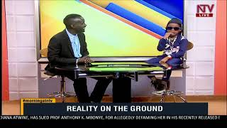OMG, Fresh kid warned those who gamble around that he's not schooling, watch his interview on NTV.