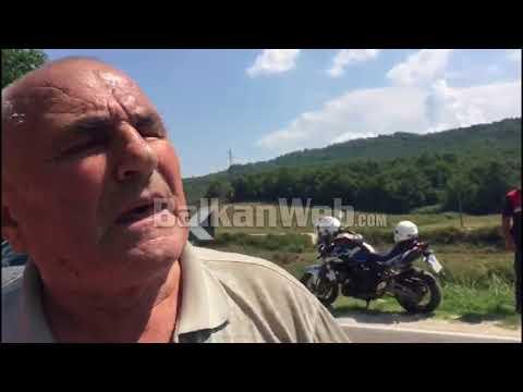 Aksidenti në Fier, rrëfimi i shoferit:  Rashë në kanal se u tremba nga sirenat e policisë