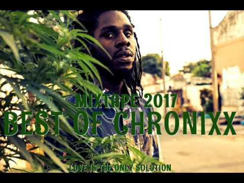 Chronixx Best Of Mixtape  By DJLass Angel Vibes (January 2017)