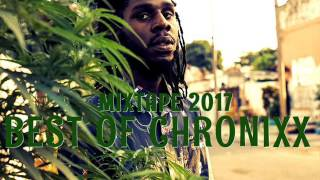 Chronixx Best Of Mixtape  By DJLass Angel Vibes (January 2017)