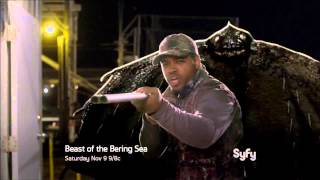 Beast of the Bering Sea (2013) - A Bad Movie Studios Review