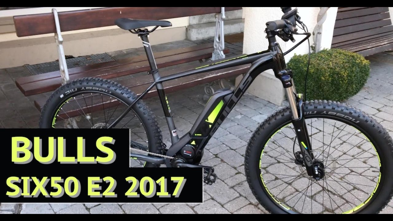 bulls six50 e 2 e bike first look review 2017 youtube. Black Bedroom Furniture Sets. Home Design Ideas
