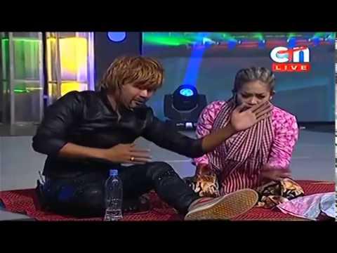 Khmer Comedy, Peak Mi Comedy, Lataphal Kroy Phcum Ben, 27 September 2014   CTN Comedy