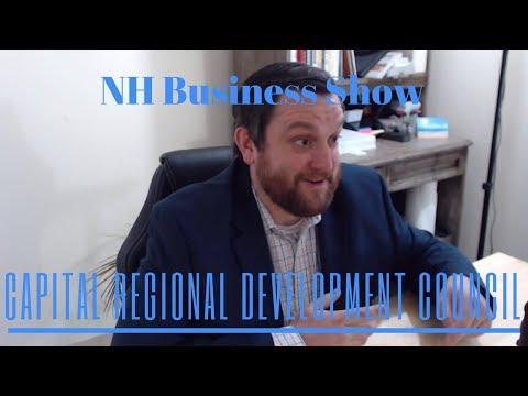 NH Business Show   Capital Regional Development Council - Chris Wellington