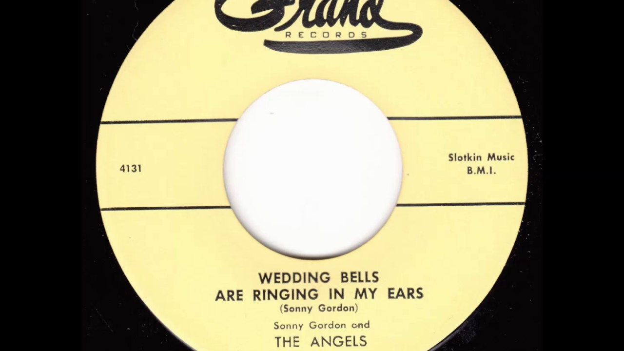 Wedding Bells Are Ringing In My Ears Angels YouTube